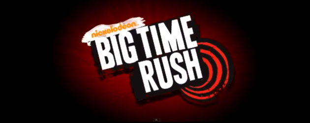 big time rush wii
