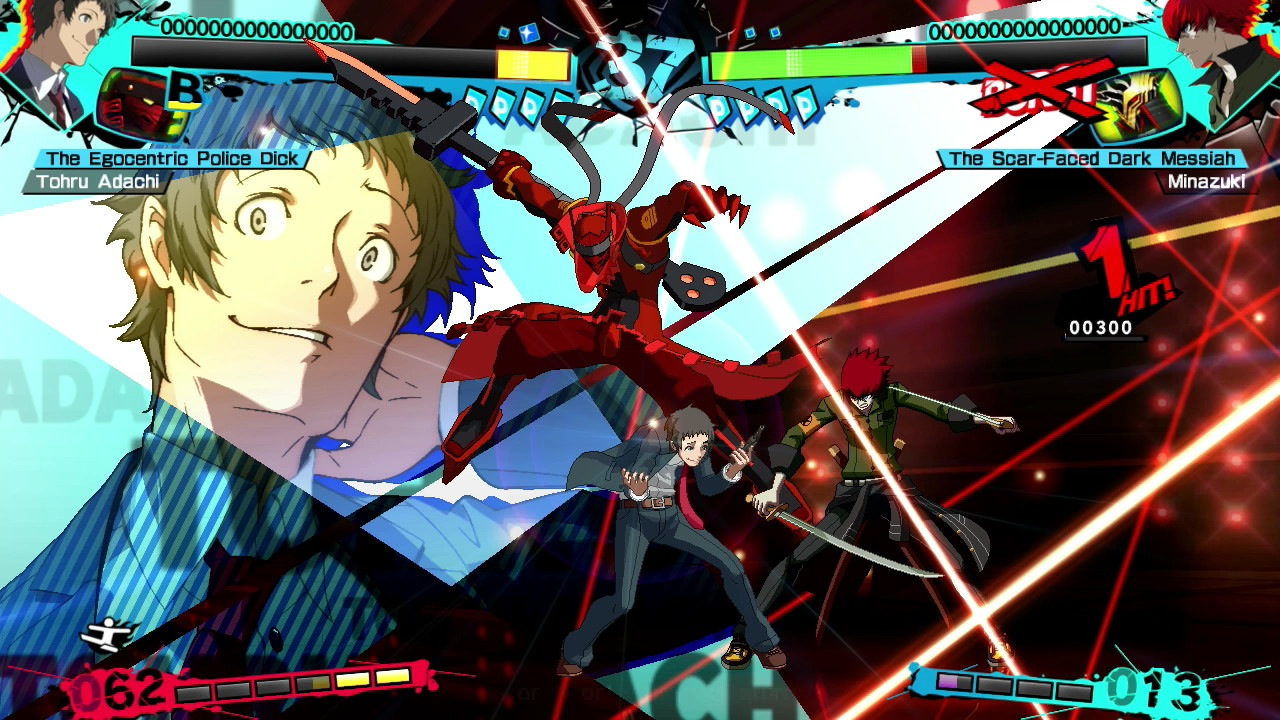 Persona 4 Arena Ultimax A 2D Fighting Game Co Developed By Arc System Works And Atlus Continues The On Going Saga Of Shin Megami Tensi